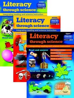Literacy Through Science Lower Integrating Reading and Science Instruction by Creative Teaching Press Inc.