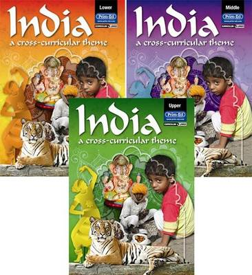 India -upper A Cross Curricular Theme by RIC Publishing