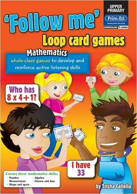 Loop Card Games - Maths Upper by RIC Publications, Trisha Callella