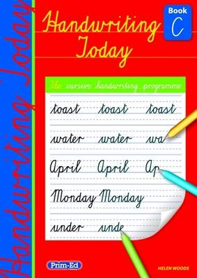 Handwriting Today Book C by Helen Woods