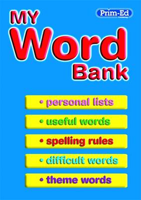 My Word Bank by R.I.C.Publications