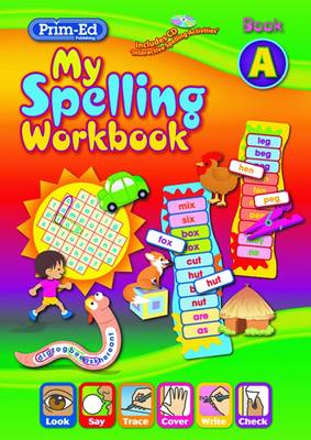 My Spelling Workbook A 5 Pack by RIC Publications