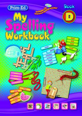My Spelling Workbook D 5 Pack by RIC Publications