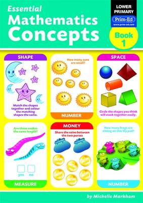 Essential Maths Concepts by Michelle Markham