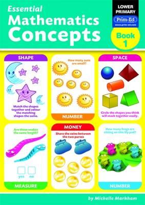 Essential Maths Concepts by Michelle Markham