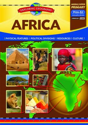 Africa Physical Features - Political Divisions - Resources - Culture by Evan-Moor Educational Publishers