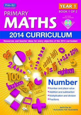 Primary Maths Resources and Teacher Ideas for Every Area of the 2014 Curriculum by Clare Way