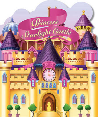 Princess Starlight Castle by Nat Lambert