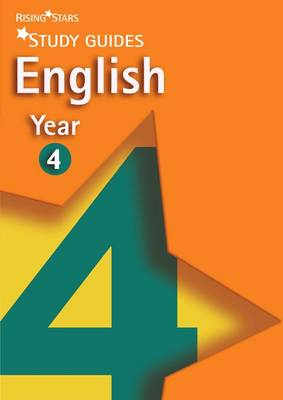 Rising Stars Study Guides English Year 4 by