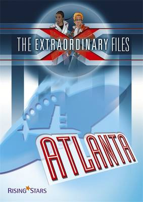 The Extraordinary Files: Atlanta by Paul Blum