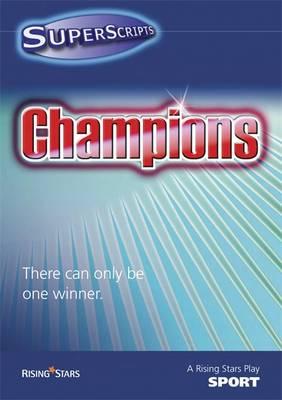 Superscripts Sport: Champions by Helen Chapman