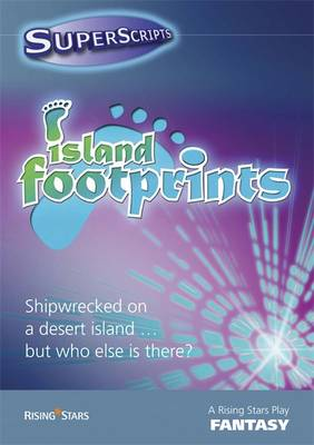 Superscripts Fantasy: Island Footprints by Jillian Powell