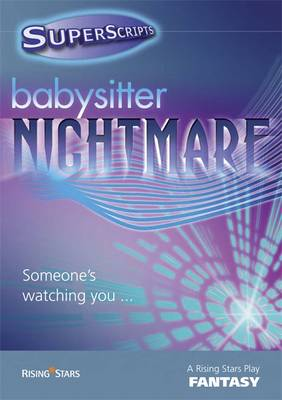 Superscripts Fantasy: Babysitter Nightmare by Shoo Rayner, Paul Blum