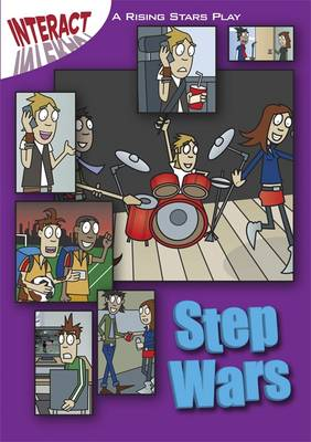 Interact: Step Wars by Jillian Powell