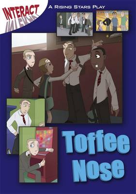 Interact: Toffee Nose by Jillian Powell