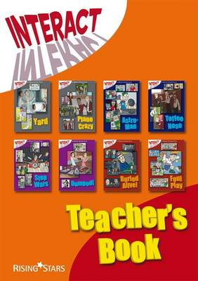 Interact Photocopiable Writing Activities Teacher's Book by