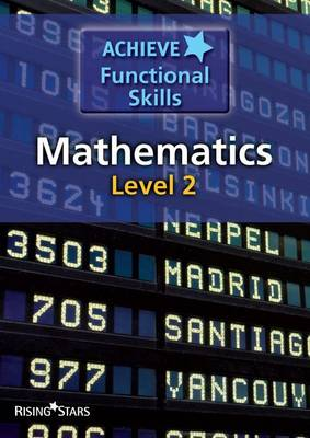 Achieve Functional Skills Mathematics: Level 2 Level 2 by Fran Wilson