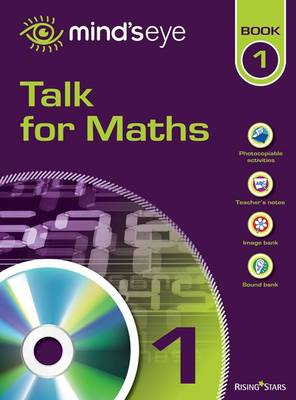 Mind's Eye Talk for Maths Year 1 Year 1 by