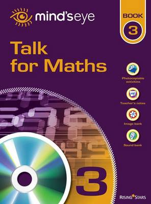 Mind's Eye Talk for Maths Year 3 Year 3 by