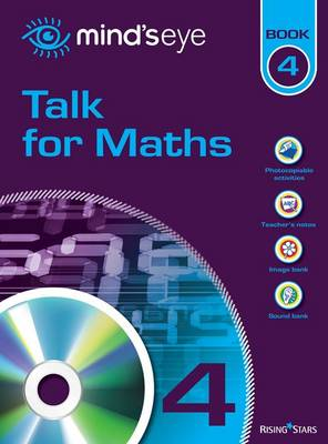 Mind's Eye Talk for Maths Year 4 Year 4 by