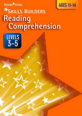 Skills Builders Reading Comprehension Levels 3-5 Level 3-5 by Marie Lallaway