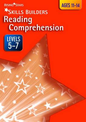 Skills Builders Reading Comprehension Levels 5-7 Level 5 -7 by Marie Lallaway