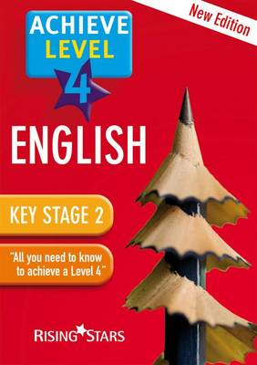 Achieve Level 4 English Revision Book by