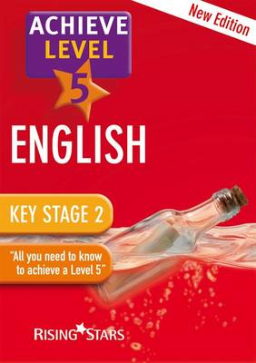 Achieve Level 5 English Revision Book by