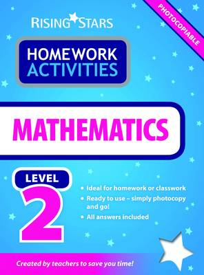 RS Homework Activites Mathematics Level 2 by