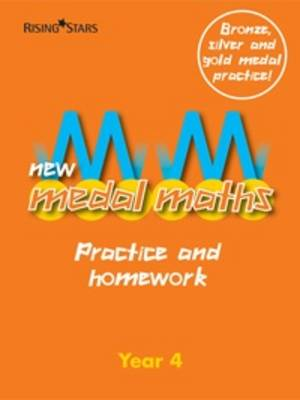 New Medal Maths Practice and Homework Year 4 by