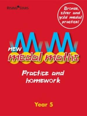 New Medal Maths Practice and Homework Year 5 by