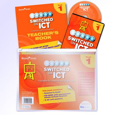 Switched on ICT Year 1 by