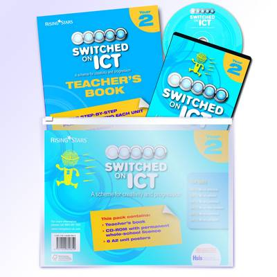 Switched on ICT Year 2 by