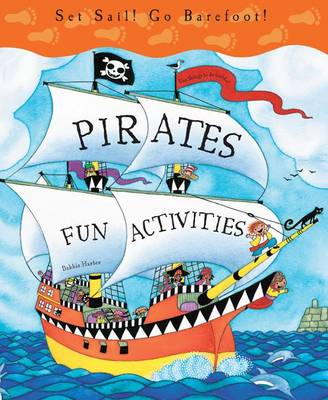 Port Side Pirates Activity Book by Debbie Harter