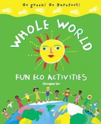 Whole World Activity Book by Christopher Corr