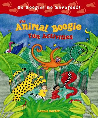 Animal Boogie Fun Activities by Debbie Harter