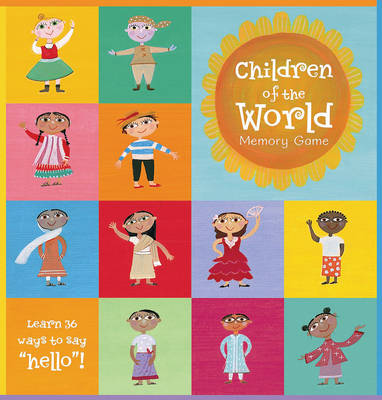 Children of the World Memory Game by Sophie Fatus