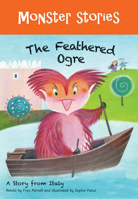 The Feathered Orge by Fran Parnell