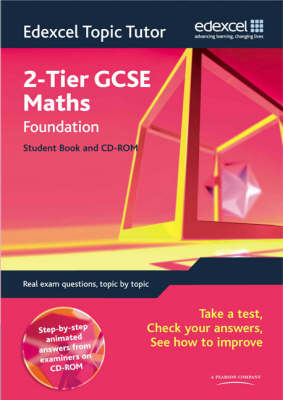 Topic Tutor 2-Tier GCSE Mathematics Foundation Level Student's Book by