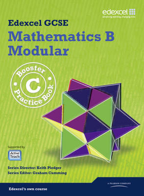 GCSE Mathematics Edexcel 2010: B Booster C Practice Book by Kevin Tanner, Gareth Cole, Michael Flowers, Rob Summerson