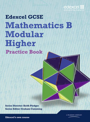 GCSE Mathematics Edexcel 2010: Spec B Higher Practice Book by Kevin Tanner, Gareth Cole, Michael Flowers, Rob Summerson