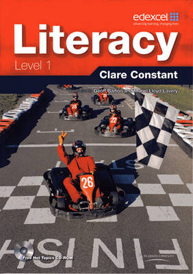 Edexcel ALAN Student Book Literacy Level 1 by