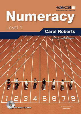Edexcel ALAN Student Book Numeracy Level 1 by Carol Roberts