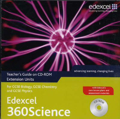 Edexcel 360 Science Separate Teachers Guide by Steve Gray