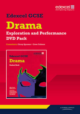 Edexcel GCSE Drama Exploration and Performance DVD Pack by