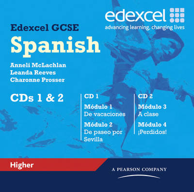 Edexcel GCSE Spanish Higher by Leanda Reeves, Anneli McLachlan