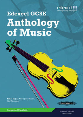 Edexcel GCSE Music Anthology by