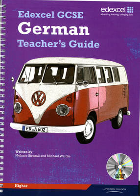 Edexcel GCSE German Higher Teachers Guide by
