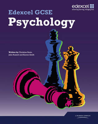 Edexcel GCSE Psychology Student Book Student Book by Christine Brain, Julia Russell, Karren Smith