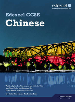 Edexcel GCSE Chinese Student Book by